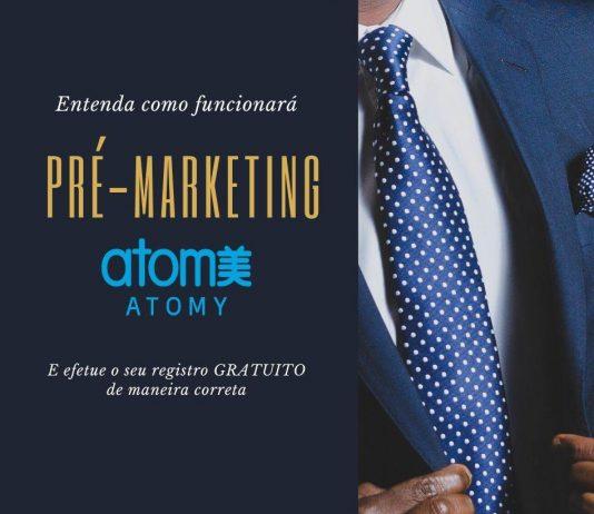 pre marketing atomy
