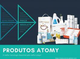 produtos atomy