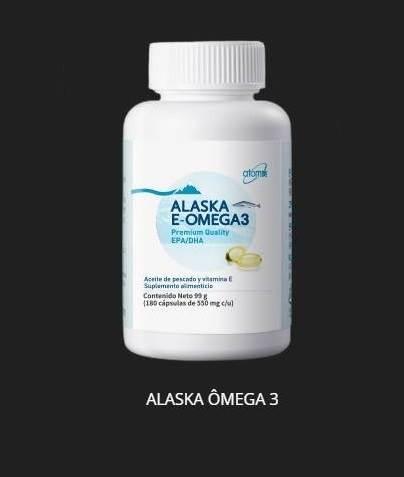 Alaska Ômega 3
